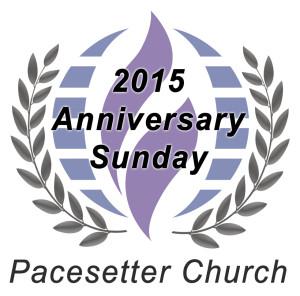 AnniversarySundayPacesetter2015