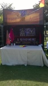 Pride Tent