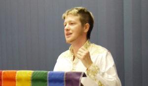 Rev. Peta Evans